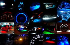 various inside car lights images